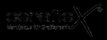 Ceraflex Großformatfliesen Logo